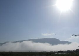 Ghost Mountain Inn: Beyond the mist