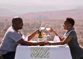 Nambiti Hills: Cheers to You