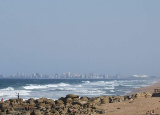 Umhlanga Rocks: Love on the Rocks