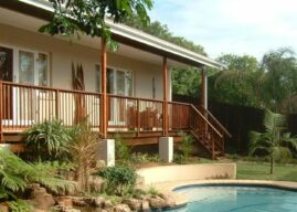The Saffron House at Salt Rock, KwaZulu-Natal
