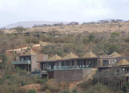 Luxury with unlimited stars at Biyela Lodge