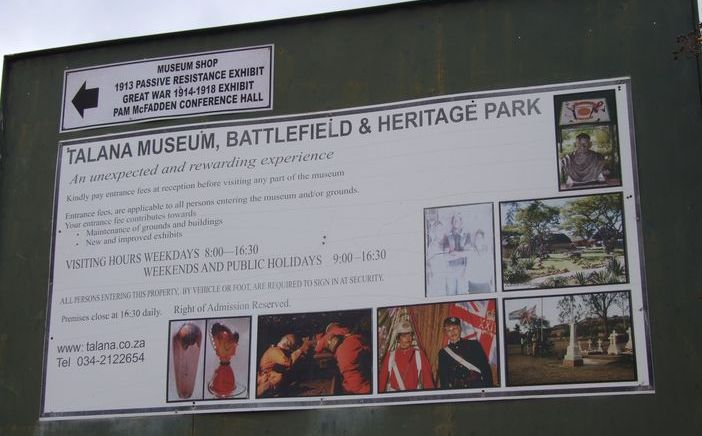 KZN Battlefields
