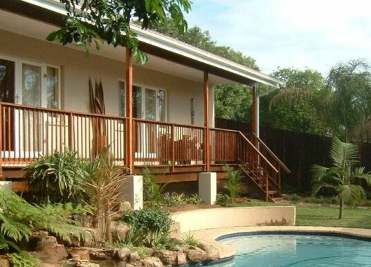 The Saffron House at Salt Rock, KwaZulu-Natal