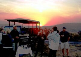 Campfire Tales – Morning Tea & Sundowners Interrupted